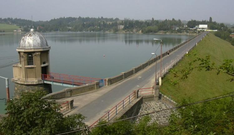 Povodí Moravy v březnu zahájí rekonstrukci Plumlovské přehrady