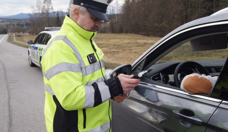 Policisté v Olomouckém kraji rozdali kvůli opatřením už pokuty
