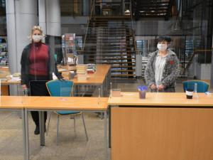 Vědecká knihovna v Olomouci čtenářům nabídne doručení knih přes Zásilkovnu