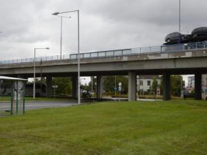 Řidiči, pozor! Provoz na estakádě v Prostějově letos zkomplikuje oprava mostu