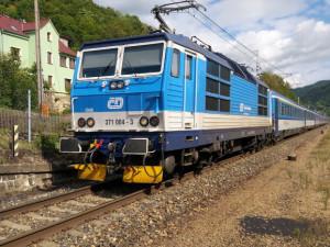 Na trati mezi Šternberkem a Uničovem nebudou až do září jezdit vlaky