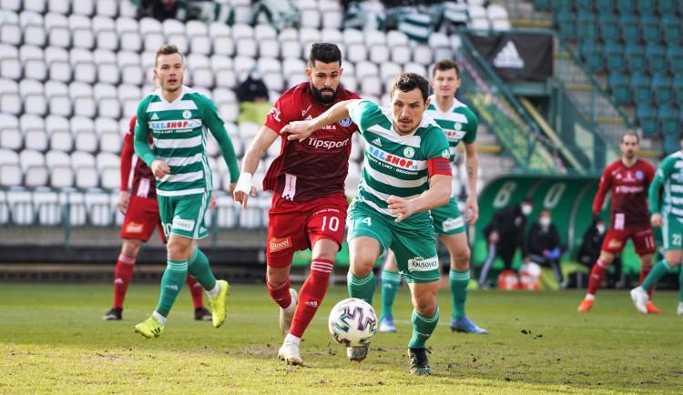 Sigma je ve čtvrtfinále poháru. V Praze porazila Bohemku 2:0