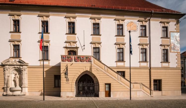 Kvůli covidu mezi úředníky Olomouc uzavřela budovu historické radnice