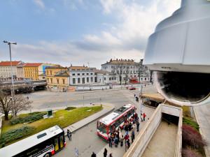 Které město si zaslouží kamerový dohled nejvíce? Olomoucký kraj zatím bez soutěžního projektu