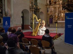 Festival Klášterní hudební slavnosti připravuje na léto 15 koncertů