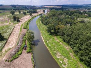 Bude na Bečvě nádrž nebo suchý poldr? Rozhodne analýza expertů