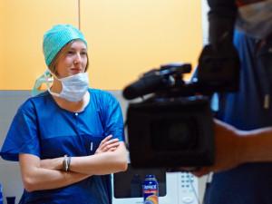 Olomoucká teologie natáčí dokument o těžkém životě během pandemie