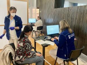 V Přerově se otevřelo očkovací centrum. Kapacita bude dvojnásobná