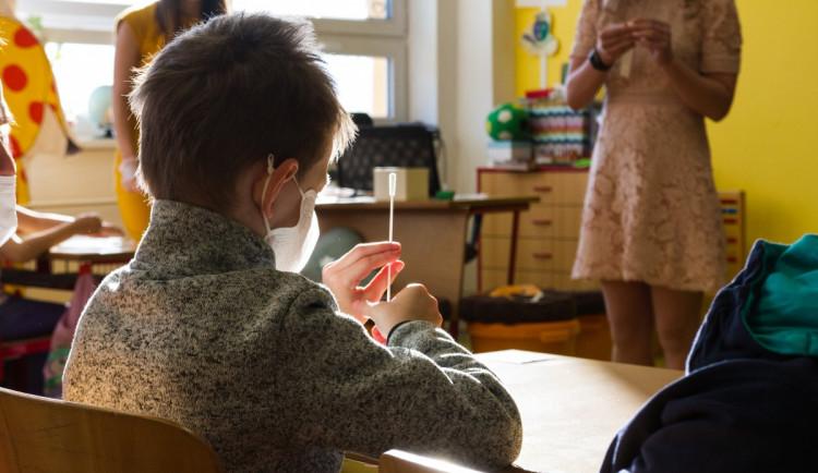 Město Přerov žádá po ministerstvu změny v testování dětí ve školách