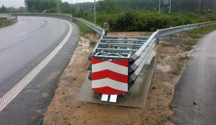 Na průtahu Olomoucí bude nový tlumič nárazu. Pozor na komplikace v dopravě
