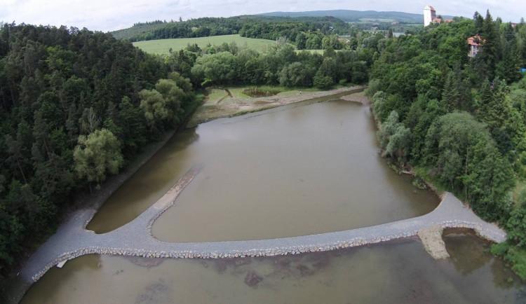 Povodí Moravy vyčistí mokřad, který filtruje přítok do Plumlovské přehrady