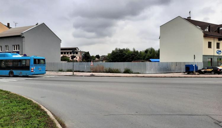 Stavba průtahu Přerova zkomplikuje od soboty dopravu v části města