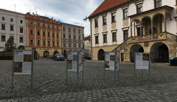 Svatá Ludmila na Horním náměstí. Životčeské světice je inspirující i po 1100 letech