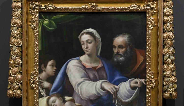 Muzeum umění připomene výročí 500 let od stvoření Madony s rouškou