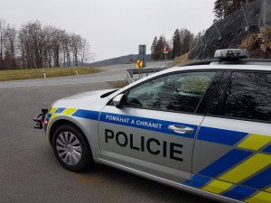Policie si chce posvítit na rizikový úsek pod Červenohorským sedlem