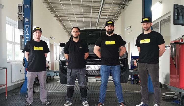 V Olomouci se otevřel nový autoservis