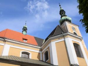 Přerov znovu podpořil rozsáhlou opravu střechu kostela sv. Vavřince