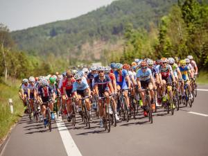 Cyklistický Závod míru ode dneška zkomplikuje dopravu na severu kraje