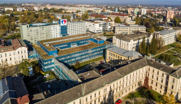 Fakultní nemocnice Olomouc navzdory pandemii loni zvýšila zisk i výnosy