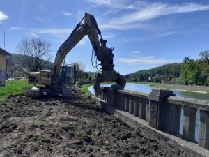 Hranice budou mít ochranu proti padesátileté povodni. Už příští rok