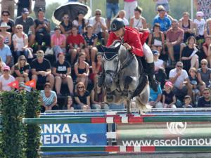 Olomoucké kolbiště láká jezdce i diváky. Parkurová trať prověří téměř 400 koní