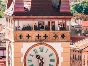 Olomouc turistům nabídne vyhlídku z ochozu opravené radniční věže