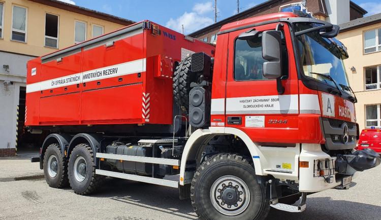 Region začal okamžitě přispívat na pomoc zpustošené jižní Moravě. Posílá i speciální jednotku hasičů