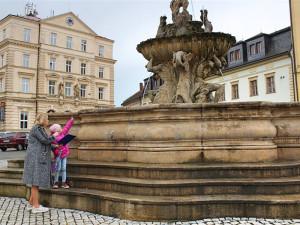 Za poznáním barokních kašen. Vlastivědné muzeum připravilo hru Olomoucká hledačka
