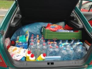 Žena bleskově zorganizovala pomoc pro jižní Moravu. Nyní přemýšlí o sbírce věcí do domácností