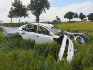 Řidiči pozor! Na silnici mezi Olomoucí a Přerovem jsou čtyři riziková místa