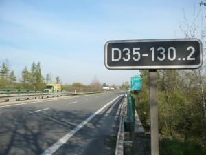 Na dálnici u Litovle silničáři opravují most. Doprava na Mohelnici bude omezena