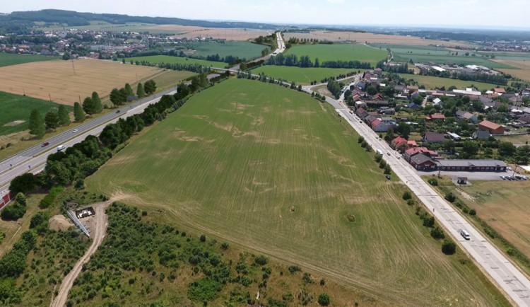 Na rozhodnutí kraje ohledně D1 u Přerova byly opět podány žaloby