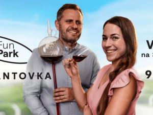 Festival Vinaři na Šantovce představí výjimečná moravská vinařství, cimbálovou hudbu, sommeliérské kurzy, degustaci s Romanem Paulusem a koncert Davida Kollera