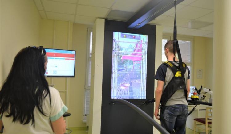 Prostějovská nemocnice investovala desítky milionů do modernizace rehabilitace