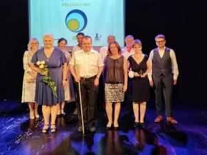 Ocenění za nezištnou pomoc. Desítka dobrovolníků získala cenu Křesadlo