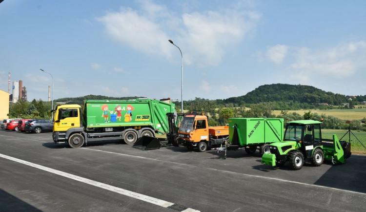 V Hranicích byla dokončena stavba nového Ekocentra, v provozu bude od srpna