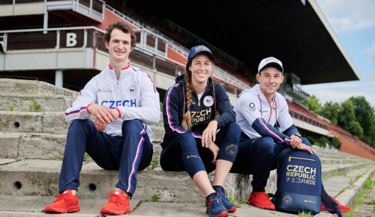 Olomoucká stopa na olympijských hrách. Podívejte se, kdo vyrazí bojovat o medaile