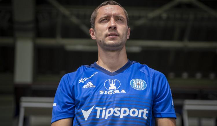 Fotbalová Olomouc získala záložníka Sedláka z Brna