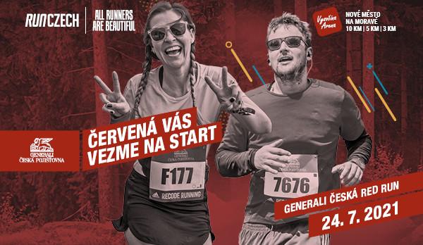 Na Generali Česká Red Run přijedou i Michal Šlesingr a Petr Pilát