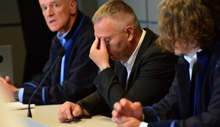 V olomoucké kauze Vidkun je vinný Kyselý, Kadlec a Rozbořil, uvedl soud