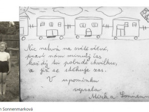 Kameny zmizelých: Doktor Sonnenmark si v koncentračním táboře vBuchenwaldu prožil peklo