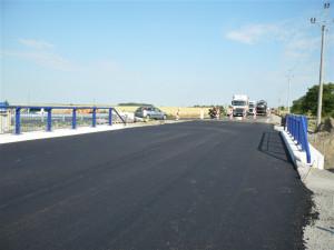 Most v Kokorách se dnes otevírá. Cesta z Olomouce do Přerova bude snadnější