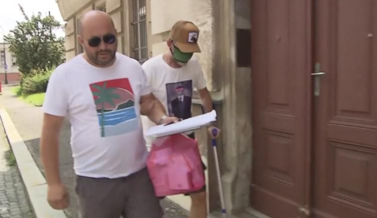 Lobbista Janoušek dnes nastoupil do vězení
