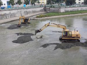Povodí vypustí jez v Přerově, při údržbě odborníci odstraní nánosy štěrku
