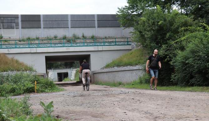 Z Předmostí povedou do Přerova dvě nové cyklostezky. Jedna protne rušnou silnici