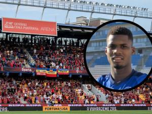 Fanoušci Sparty rasisticky uráželi jednoho z olomouckých hráčů. Klub incident vyšetřuje