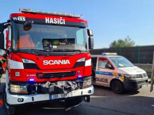 Tragická nehoda u Lipníku nad Bečvou. Střet nepřežil jeden z řidičů