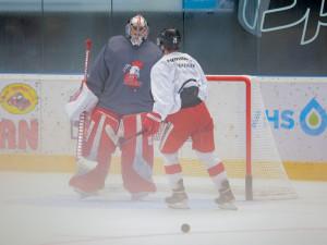 Hokejisté Olomouce vyjeli na led. Sestava se oproti minulé sezoně téměř nezměnila