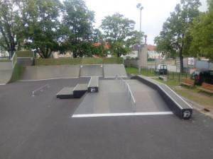 Olomouc sklízí kritiku, že chce koupit jednu překážku do skateparku za milion korun