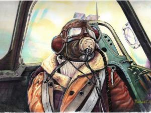 Muzeum Komenského výstavou Mezi mraky připomíná historii přerovského letectví